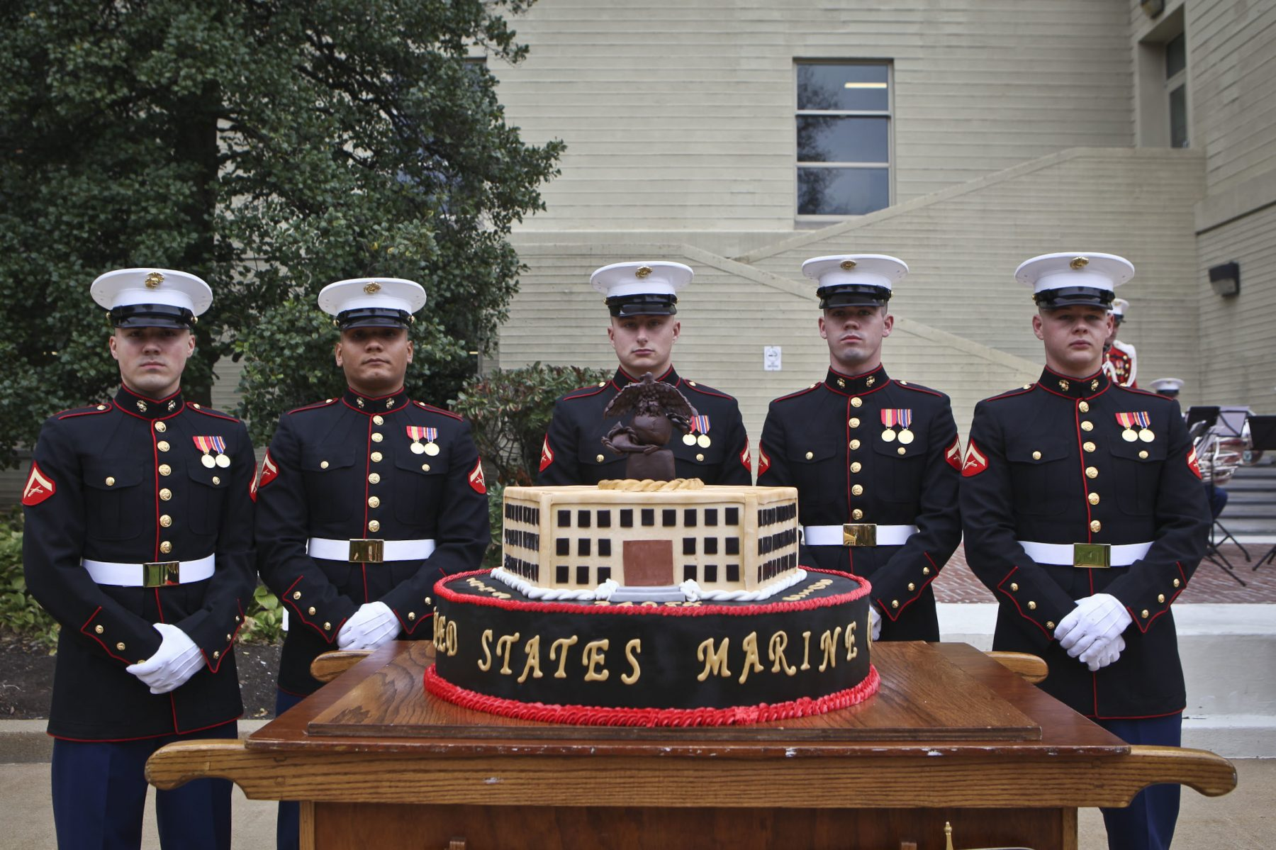 sarasota county veterans marine corps near me