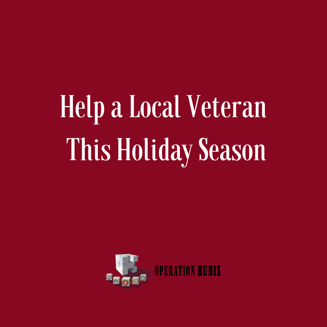 Help a Local Veteran During the Holiday Season