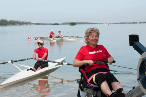 Sarasota Adaptive Rowing Therapy